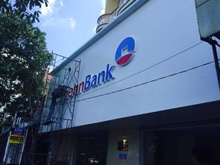 Thi công dự án Showroom Ngân hàng Viettin Bank Chi nhánh Bắc Lý - Đồng Hới - Quảng Bình