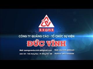 Công ty quảng cáo và tổ chức sự kiện Đức Vĩnh tại Quảng Bình